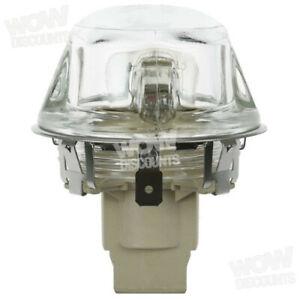Zanussi Oven Cooker Complete Lamp Holder Glass Cover