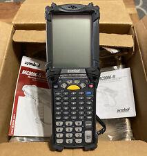 Symbol Motorola Mc9010 Hand Held Barcode Scanner Mc9010 Gf0hbgl12fb