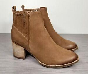 Blondo Noa Waterproof Boot, Cognac