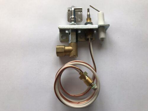 GAS FUOCO OXYPILOT ASSEMBLY CV-104506 NG9037 Verine Atina 500 modello nabg 50RN