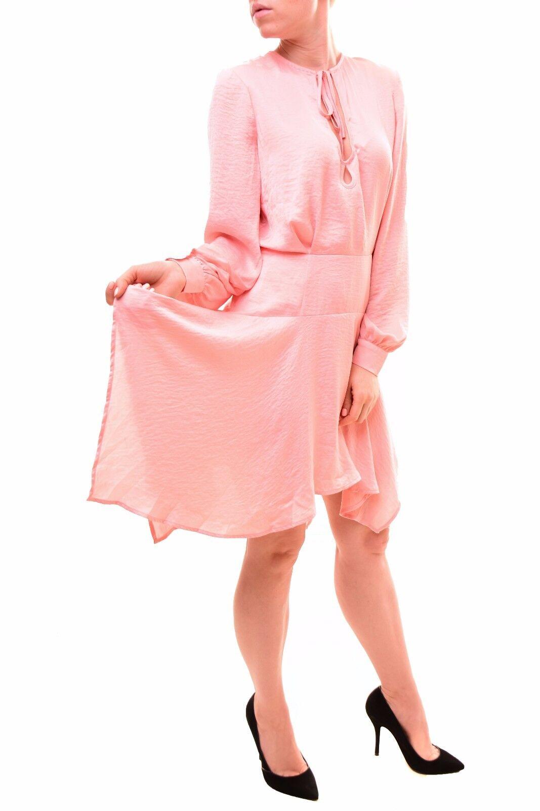 Finders Keepers Romantic Wonderful Huntr L S  Dress Blaush S RRP  BCF710
