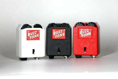 New White Jordan Buzz Tone re-issue Fuzz unit Boss Tone