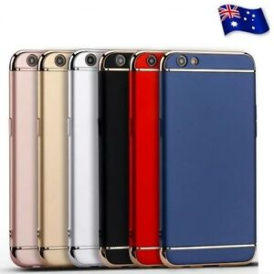 3in1-Electroplating-Stylish-Protective-Back-Case-Cover-For-Oppo-F1S-A1601-A59