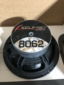 NEW-Old-School-Eclipse-8062-6-5-2-way-Component-Set-Rare-NOS-NIB-NO-TWEETERS