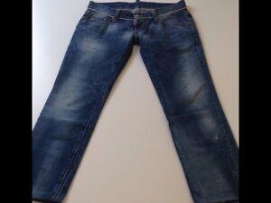 Dsquared2-jeans-donna-taglia-40-originali-made-in-italy-occasione
