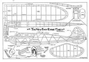 Consolidated Bay Ridge Mike Vintage Plan Set-afficher Le Titre D'origine