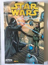 PANINI COMICS STAR WARS 12 012 VARIANT COVER DARK VADOR 2017 NEUF