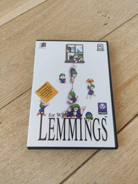 Lemmings - Jeu PC/Windows