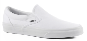 Shoes Vans 5eac5d28c1f1511d513db14f24eb56870 Classic All Slip On Nuovissimo White Uomo 8 srCQhtdxBo