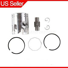 2 PISTON RING RINGS NEW 42MM 2-Stroke 49cc Gas Motorized bicycle Bike 9 PR03