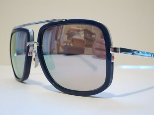 92106e7f57 2 of 7 DITA MACH ONE DRX2030J Limited Edition Blue Silver Glasses Eyewear  Sunglasses