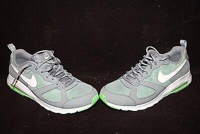 Mens Nike Air Max Muse Running Shoes Size 14 GrayWhiteGreen 652981 013 888408057815 | eBay