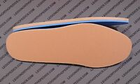 Diabetic Insoles Extra Thick 9 Mm 12 Mm - Flat Inserts For Shoes Boots Sneakers