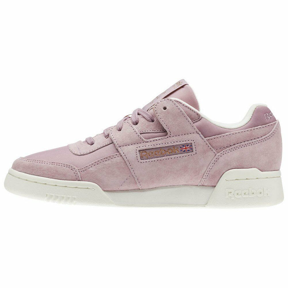 Reebok Workout Lo Plus  Schuhe lilat Damen