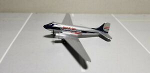 SCHABAK-1028-23-UNITED-AIRLINES-DC-3-1-250-SCALE-DIECAST-METAL-MODEL