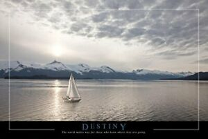 Destiny-Quote-with-Sailboat-36x24-Photograph-Art-Print-Poster