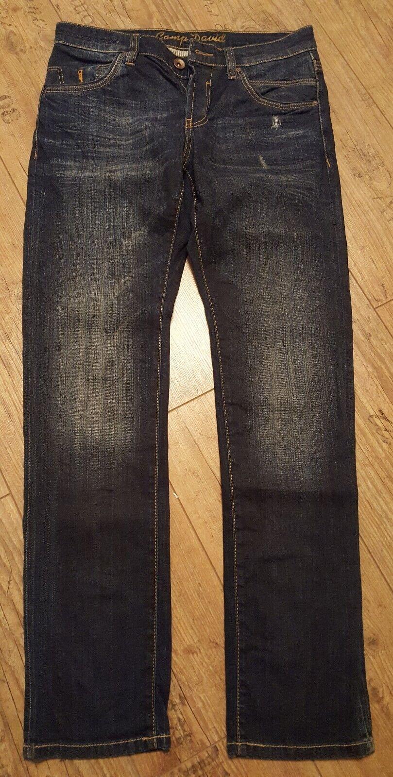 Camp David Herren Herren Herren Jeans  W31 L32 a6e45c