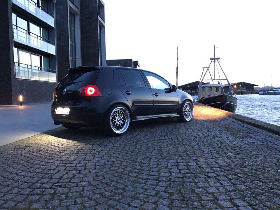 VW Golf V, 2,0 GTi, Benzin