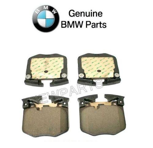 For BMW G12 740i 2016 Front Brake Pad Set Genuine 34-11-6-872-750