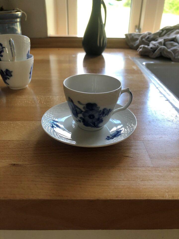 Porcelæn, Espressokopper/mokkakopper, Royal