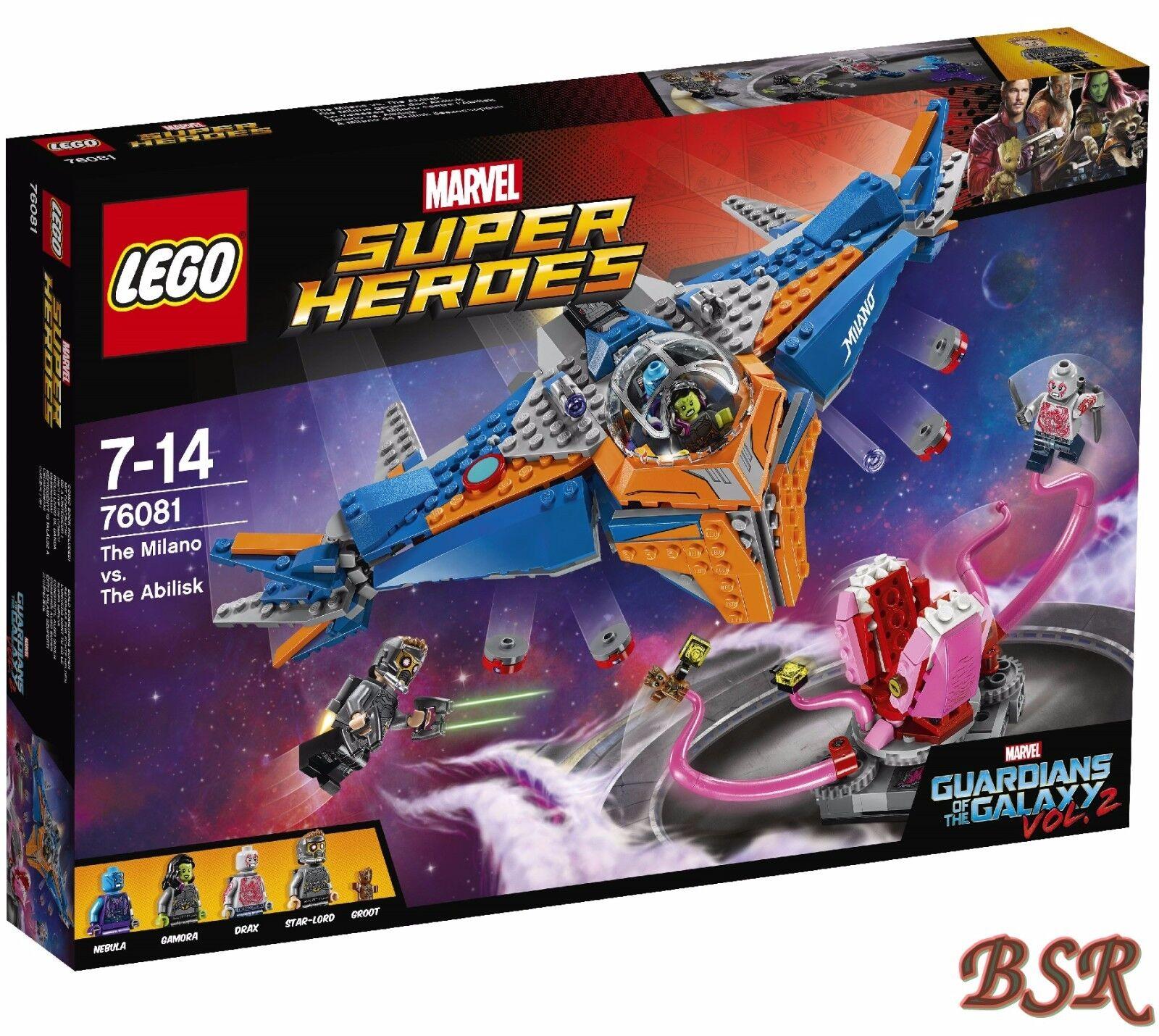 LEGO® 76081 Die Milano gegen den Abilisk  & 0.-€Versand   NEU & OVP