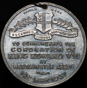 1937-Edward-VIII-Coronation-Medal-Medals-KM-Coins