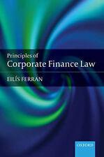 Corporate Finance Law by Ferran, Eilís