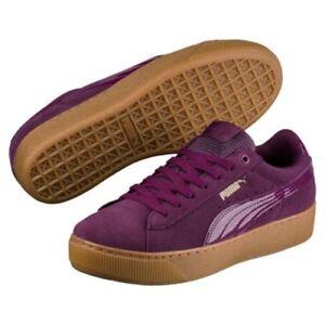 Puma Vikky Platform Donna Purple 363287 08 NUMERO 38