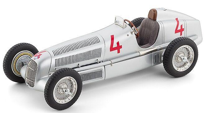CMC CMC CMC M-104 Mercedes Benz W25 GP Monaco 1935 L.Fagiolo  18 silver  NEU+OVP 8c9eb7