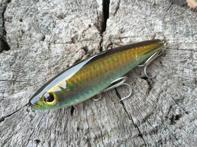 Fat Boy Sinking Pencil Stickbait Fishing Lure 100mm 22g Lures GT Tuna Stick Bait