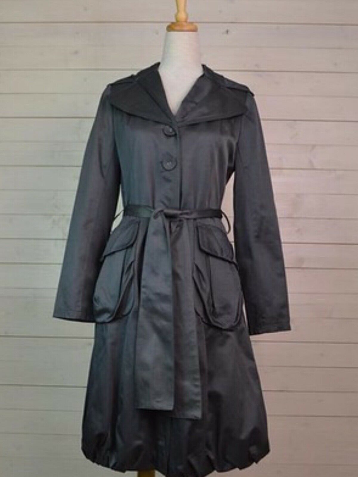 SALE * MAC STYLE COAT BY BOHEMIA OF SWEDEN. RRP SIZE S, M OR L