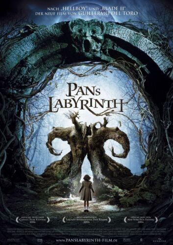 R261 Pans Labyrinth6 FantasyDrama Movie-Print Art Silk Poster