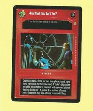 Star Wars CCG Tatooine You Want This Don?t You