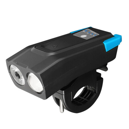 T6 LED Bike Bicycle Light USB Rechargeable MTB Front Lamp Cycling Lighting