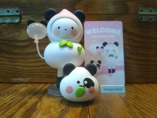Pop Mart X Bobo Welcome Balloon Land Mini Figure Peach Panda