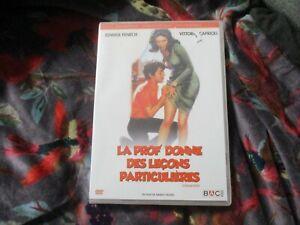 DVD-NEUF-034-LA-PROF-DONNE-DES-LECONS-PARTICULIERES-034-Edwige-FENECH-erotique