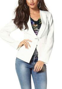 36 Gr Bruno Ladies Banani Wedding 46 44 34 New Wool White Jacket Business Blazer xrX8wtqr