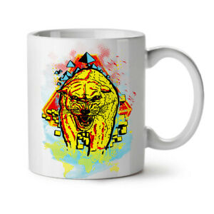 Beast Animal Tiger Wild NEW White Tea Coffee Mug 11 oz | Wellcoda