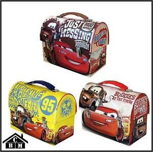 Tin-Box-Disney-Pixar-Cars-Lightning-McQueen-Lunch-Box