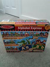 Doug Alphabet Express Floor Puzzle