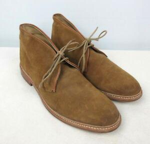 FRYE John A. Frye Chukka Ankle Boots