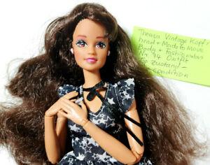 Barbie Made to Move Hybrid Doll w/ Fashionistas 41 Head