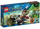 LEGO Legends of Chima 70001 Crawley's Claw Ripper