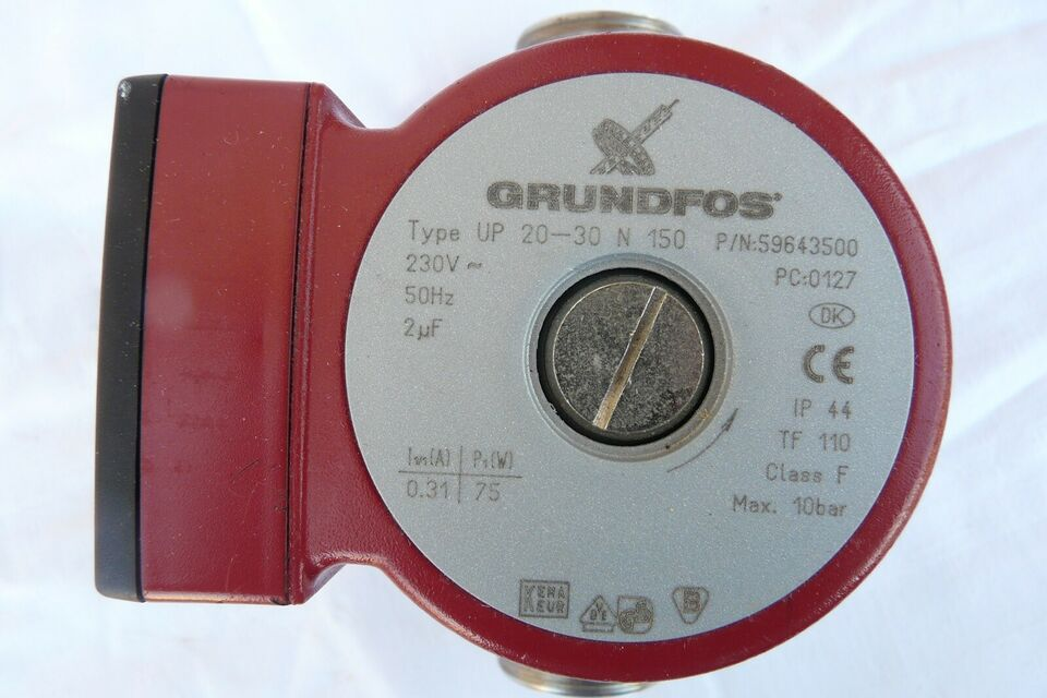 Pumpe til brugsvand, Grundfos