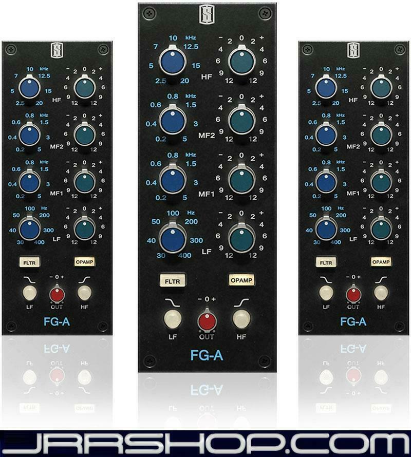 Slate Digital FG-A Vintage American Equalizer Plugin eDelivery JRR Shop