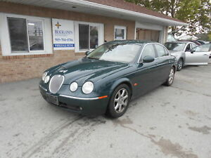 2006 Jaguar S-Type LEATHER SUNROOF V8 RUNS DRIVES GREAT AS-IS DEAL