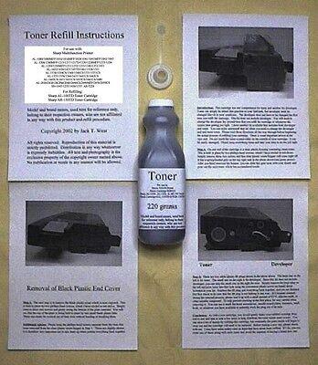 New Toner Cartridge for Sharp AL-1530CS AL-1540CS AL-1555 AL-1556 AL-1566