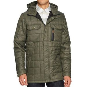 Image is loading QUIKSILVER-Men-039-s-CRUISER-Insulator-Quilted-Jacket- 124fd042e5