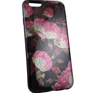 Custodia-Petali-cover-brillantini-per-iPhone-6-6s-case-glitter-TPU-luccicante