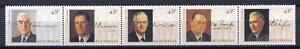 40355-Australia-1994-MNH-Prime-Ministers-5v